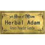 Herbal Atom - Vital Blends Green Powder